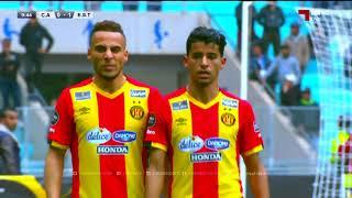 مباراة / الأفريقي 2-1 الترجي الرياضي / الدوري التونسي