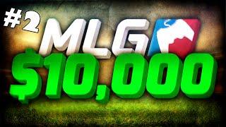$10,000 MLG Fifa Tournament - Miniminter Vs KSI (2nd Leg)