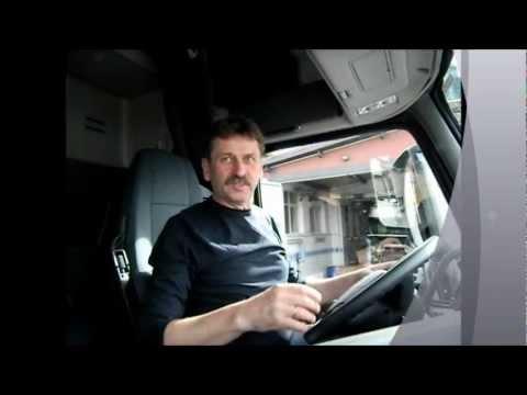 Janusz & nowe Volvo