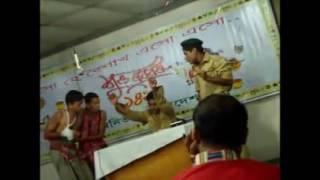 Pothik Stage drama(মঞ্চ নাটক).... ঙ গ ব্যাঞ্জনা