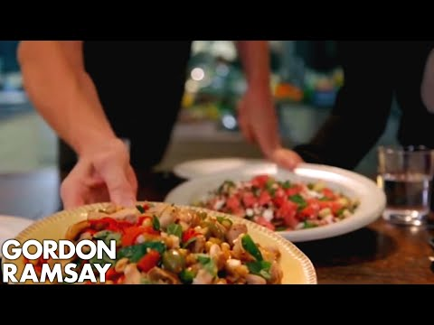 Gordon Ramsay's Pork Butt Sliders - VidoEmo - Emotional Video Unity