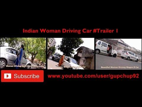 Indian Woman Driving Car #Trailer 1