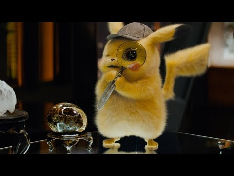 Xxx Mp4 POKÉMON Detective Pikachu Official Trailer 2 3gp Sex