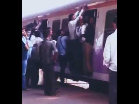 deadly crowd mumbai local
