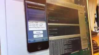 Tone Generator with Speech Recognition iOS App