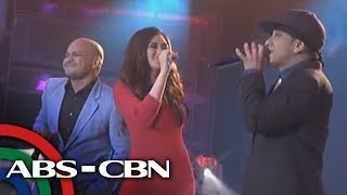 Sarah sings with South Border ex-vocalists