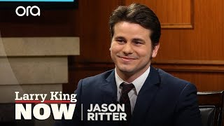 Jason Ritter opens up about his father John Ritter's legacy