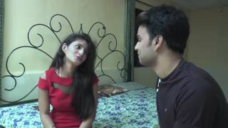 One Night Stand With Bhabhi ¦¦ एक रात भाभी के साथ ॥ Pink Flavour Indian Short Movie
