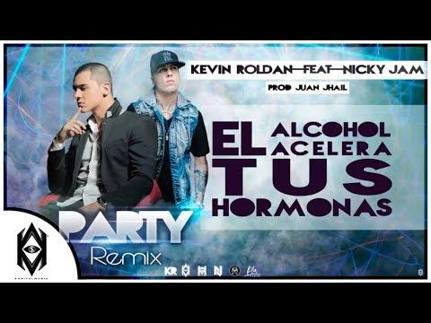 watch Kevin Roldan Ft. Nicky Jam  - Party Remix [ VIDEO LYRIC ] @KapitalMusic_