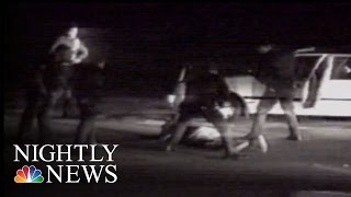 25 Years After LA Riots: The Verdict That Sparked Them | NBC Nightly News