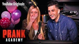 DESTROYED BIRTHDAY CAKE PRANK!!! | Prank Academy | Episode 4