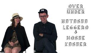 Natasha Leggero and Moshe Kasher Rate Men