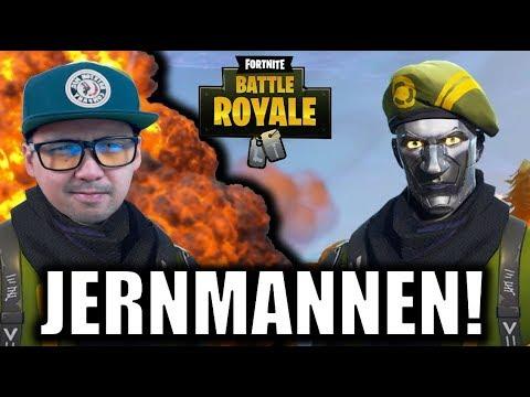 JERNMANNEN!🔥 | Norsk Fortnite