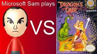 Microsoft Sam plays Dragon