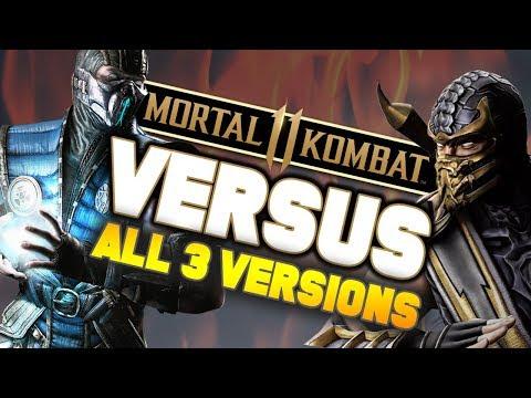Xxx Mp4 Mortal Kombat 11 Scorpion Vs Sub Zero Ft ALL 3 VERSIONS MK 11 PS4 Gameplay 3gp Sex