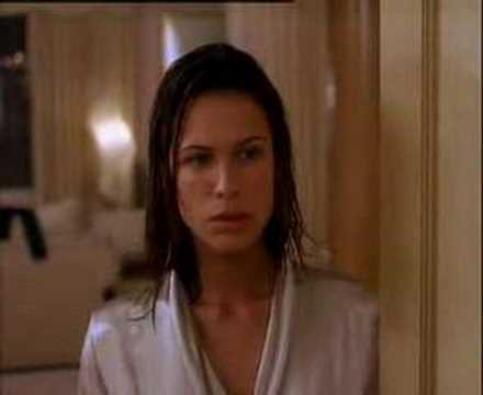 Hollow Man Rhona Mitra Scene
