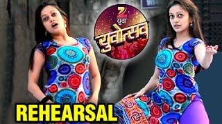 Hot Manasi Naik's Dance Rehearsal | Zee Yuvotsav 2016
