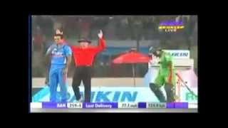 কেয়া ইন্ডিয়া অর বাংলাদেশ কা ম্যাচ পাতান খেলা হে ? (Funny video of BD vs IND)