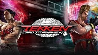 Tekken Card Tournament Android/iOS Gameplay