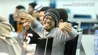 لما تطل خالد حامد صممتها لعيال المدينة