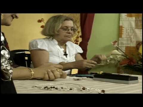 Alambrismo Elizabeth Orta Engaste de Piedra 6 de 8