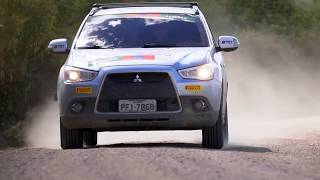 Mitsubishi Motorsport 2018 Nordeste Gravatá PE