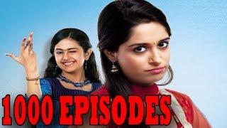Sasural Simar Ka completes 1000 episodes