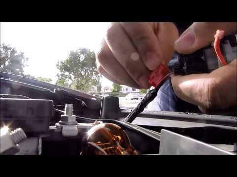Tutorial: 2013 2014 2015 Honda Accord Front Turn Signal Resistor installation