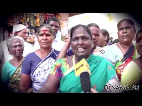 OPS vs SASIKALA | Tamil Nadu People's Honest Comments on AIADMK crisis