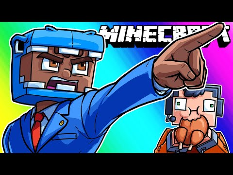 Minecraft Funny Moments Nogla s Trial and TNT For All