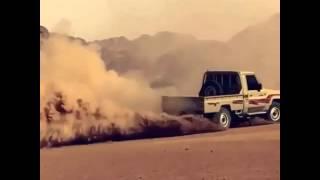 تفحيط شاص 2016 على شيله طررب