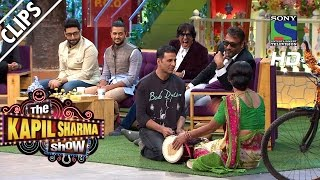 Hero ki Baansuri pe Rinku naachi - The Kapil Sharma Show - Episode 9 - 21st May 2016