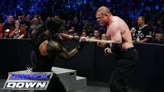 Roman Reigns vs. Kane: SmackDown, May 14, 2015