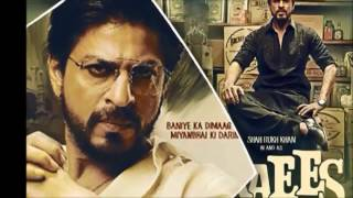 Raees Hindi Movie Official Trailer 2017