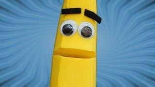 I made a talking banana
