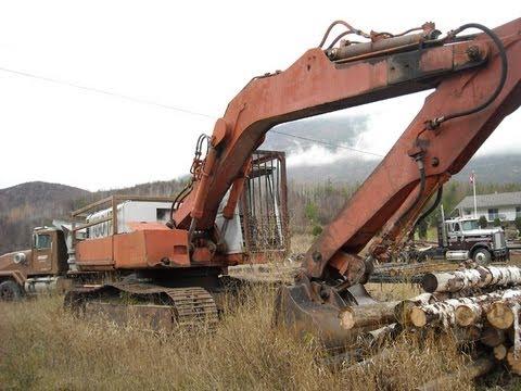 1979 Poclain 160 Excavator
