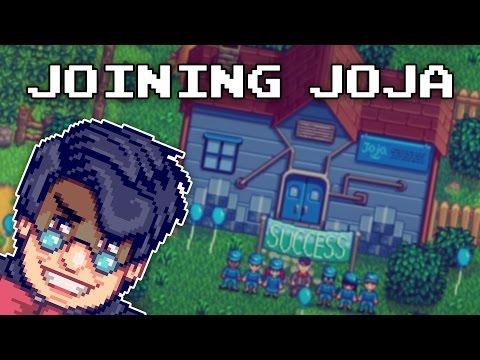 Joining Joja - Stardew Valley