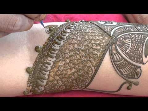 Xxx Mp4 Full Bridal Henna Mehndi Design Latest 2014 Indian Mehendi Tutorials 3gp Sex