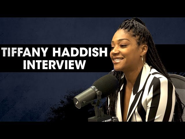 Tiffany Haddish On Dealing With Bullies, Fame, Her New Book + More