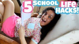 5 School and Study Life Hacks!