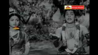 "Ramuni Avatharam - ""Telugu Movie Full Video Songs"" - BhooKailas(NTR,ANR,Jamuna)"