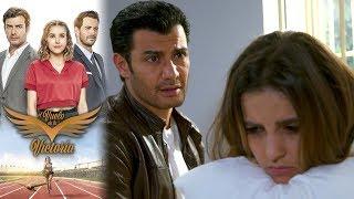 Victoria no puede perdonar a Raúl | El vuelo de la victoria - Televisa