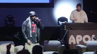 Talib Kweli Performs Live at the Apollo Theater