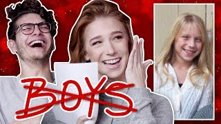 We Read Courtney's Middle School Diary (The Christmas Special)