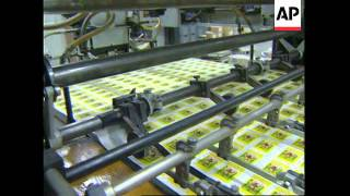 BELGIUM: SMALL TOWN IS LARGEST MANUFACTURER OF PLAYING CARDS