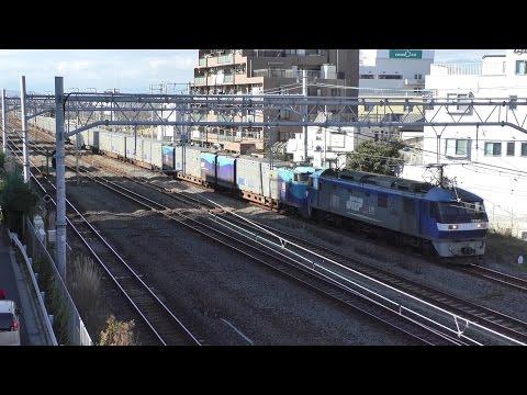 Xxx Mp4 【JR貨物】救援SRC!EF210牽引で上京 3gp Sex