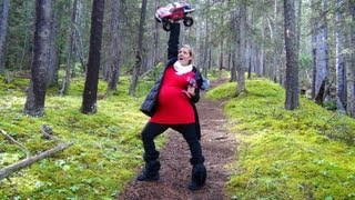 RC ADVENTURES - VERY Pregnant Wife RC'ing -