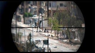 القناصة الكهربائية .. ابتكار جديد للجيش السوري الحر