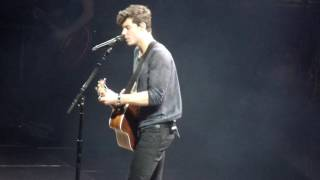 Shawn Mendes  Bad Reputation New Song Live At Madison Square Garden