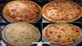 ՊԻՑՑԱՅԻ ՏԱՐԲԵՐԱԿՆԵՐ-Классическая Итальянская Пицца- Classic Italian Pizza